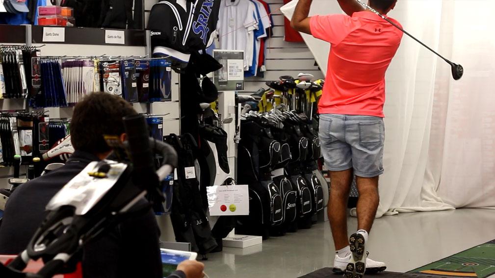 Proshop de golf